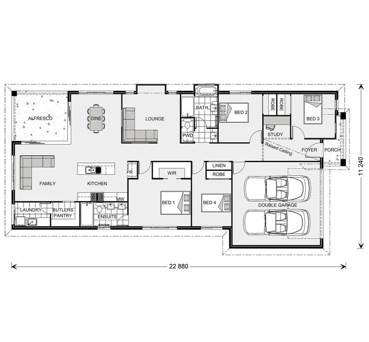Casuarina 220 Floor Plan