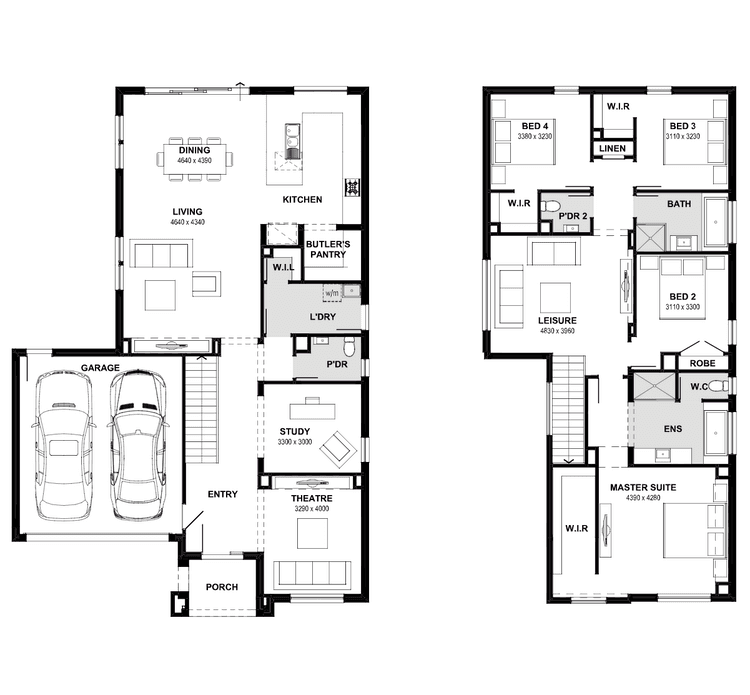 Banksia 31 Floor Plan