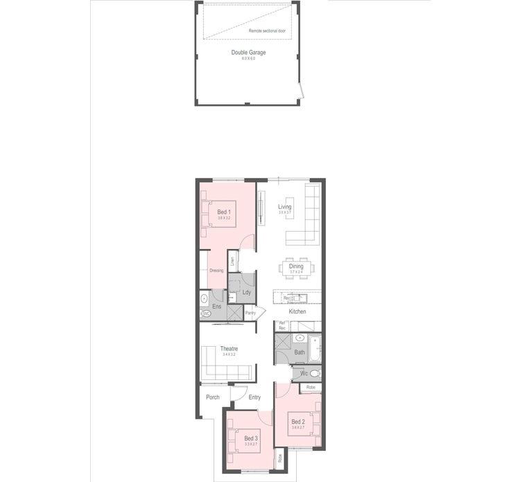 Winnie Floor Plan