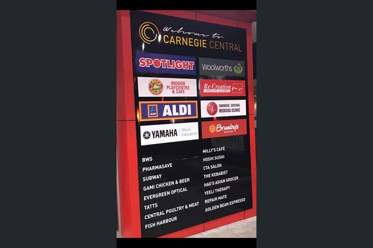 Carnegie Central, Ground Floor, 2-20 Koornang Road Carnegie VIC 3163 - Image 4