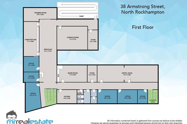 First Floor, 38 Armstrong Street Berserker QLD 4701 - Image 2