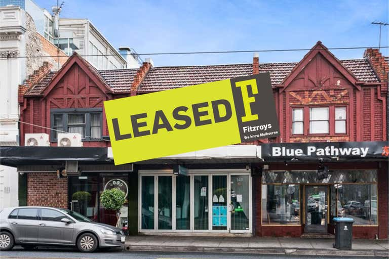 149 Commercial Road South Yarra VIC 3141 - Image 1