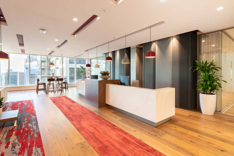 Regus World Square, level 45, 680 George St, Sydney, NSW 2000 Sydney NSW 2000 - Image 3