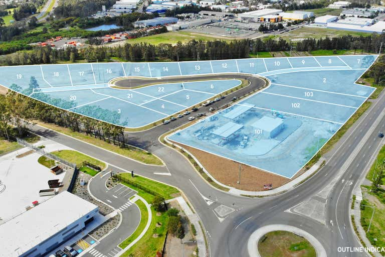 M1 Business Park 93 Weakleys Drive Beresfield NSW 2322 - Image 1