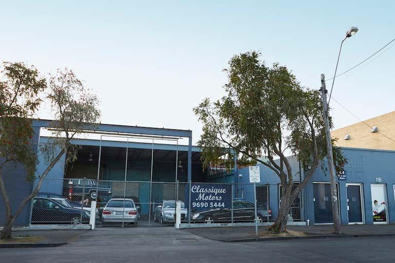 116-124 Thistlethwaite Street South Melbourne VIC 3205 - Image 1