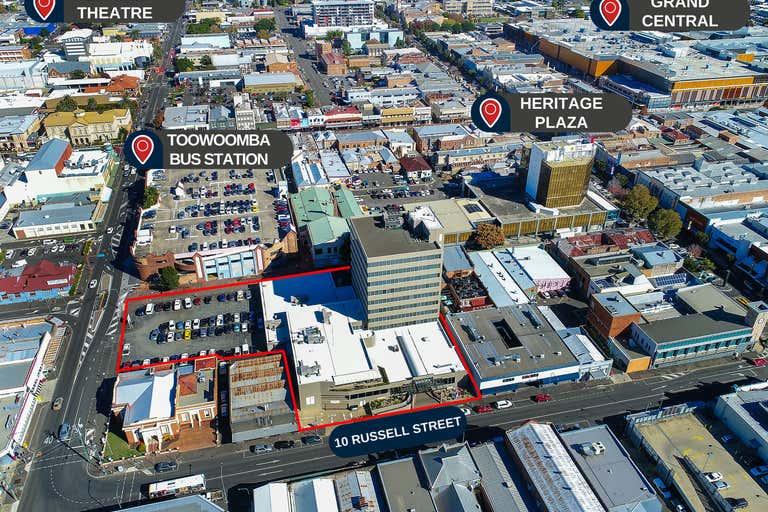Level 4C/10 Russell Street Toowoomba City QLD 4350 - Image 1