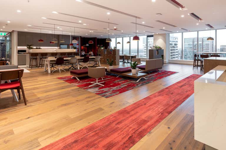 Regus World Square, level 45, 680 George St, Sydney, NSW 2000 Sydney NSW 2000 - Image 1