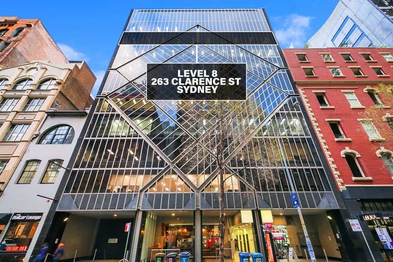 Level 8, 263 Clarence Street Sydney NSW 2000 - Image 2