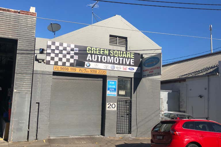 20 Bourke Road Alexandria NSW 2015 - Image 1