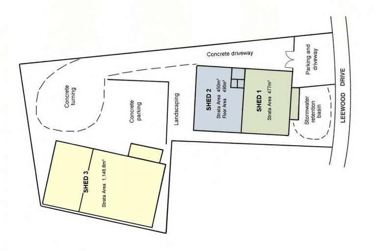 Shed  2, 45 Leewood Drive Orange NSW 2800 - Image 3