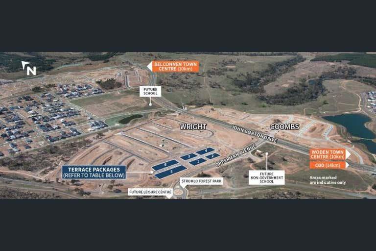 Blocks 1-11 Section 56, 37-57 Thwaites Crescent Wright ACT 2611 - Image 1