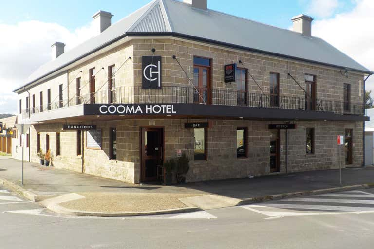 Cooma Hotel, 79 Massie Street Cooma NSW 2630 - Image 1