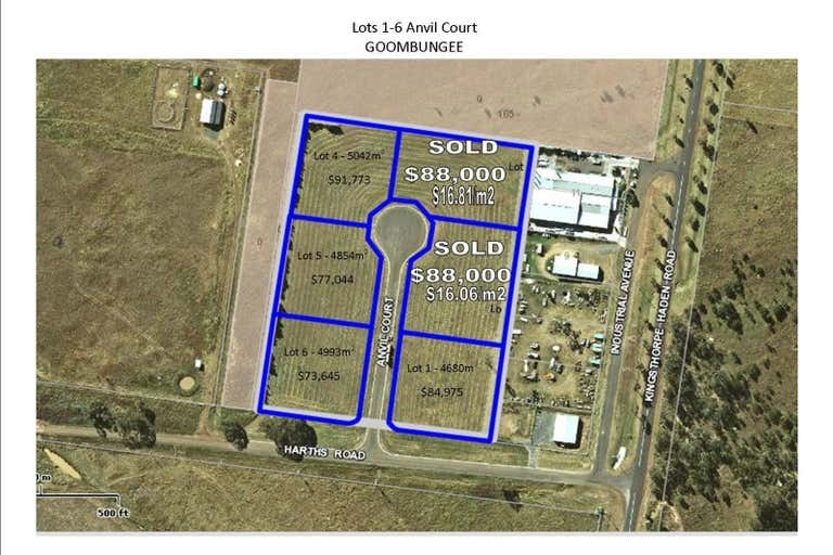 Lot 4 Anvil Court Goombungee QLD 4354 - Image 3