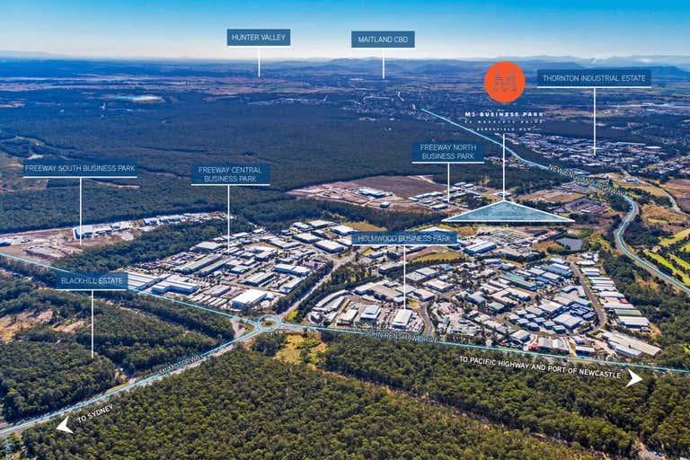 M1 Business Park 93 Weakleys Drive Beresfield NSW 2322 - Image 4
