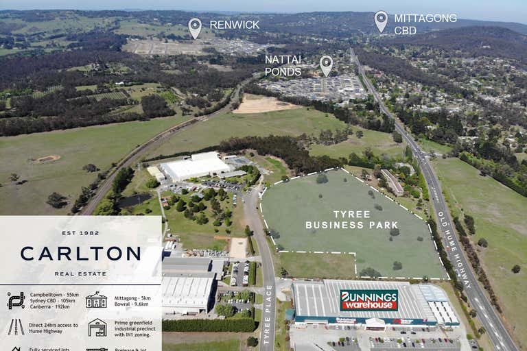 TYREE BUSINESS PARK, 11 Tyree Place Braemar NSW 2575 - Image 3