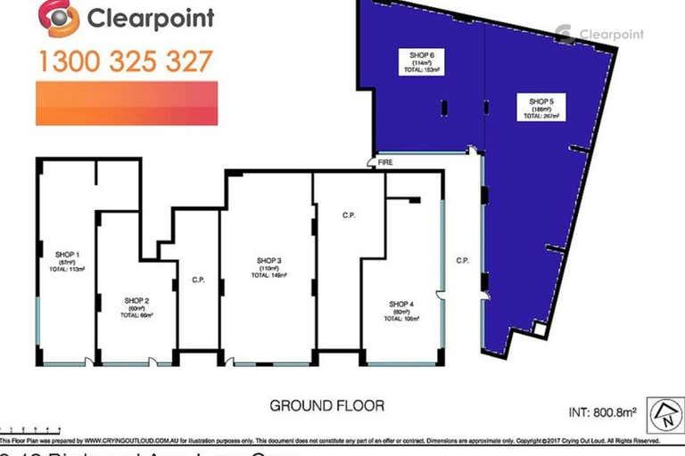 Shop 5 & 6, 9-13 Birdwood Avenue Lane Cove NSW 2066 - Image 2