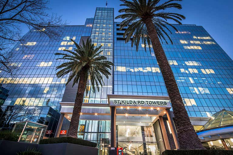 St Kilda Rd Towers, Suite 507, 1 Queens Road Melbourne VIC 3004 - Image 3