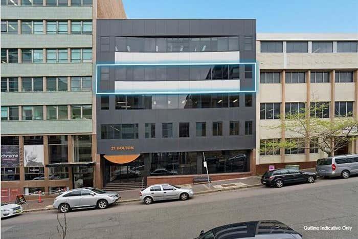Level 3, 21 Bolton Street Newcastle NSW 2300 - Image 1
