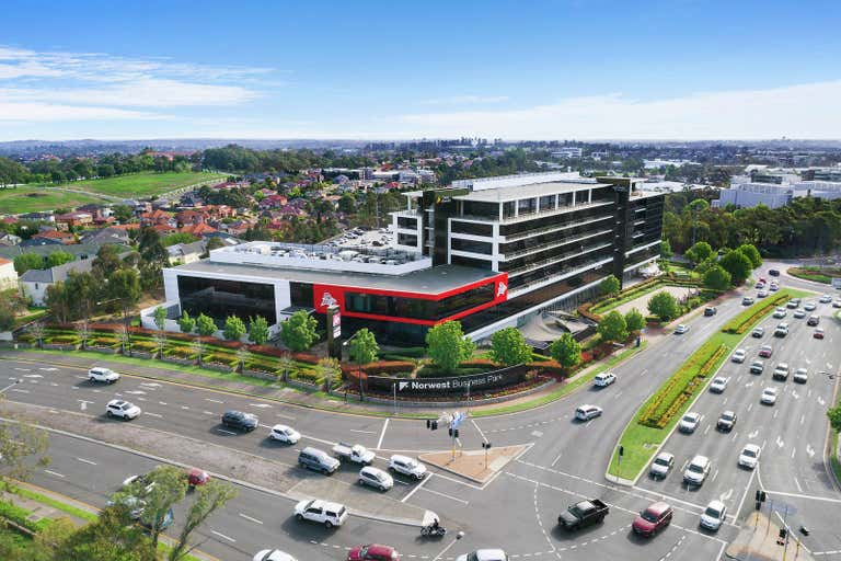 Leased - 2.21, 2-8 Brookhollow Avenue Norwest NSW 2153 - Image 1