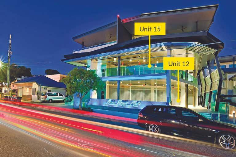 First Floor, 12 & 15 / 8 Stuart Street Bulimba QLD 4171 - Image 1