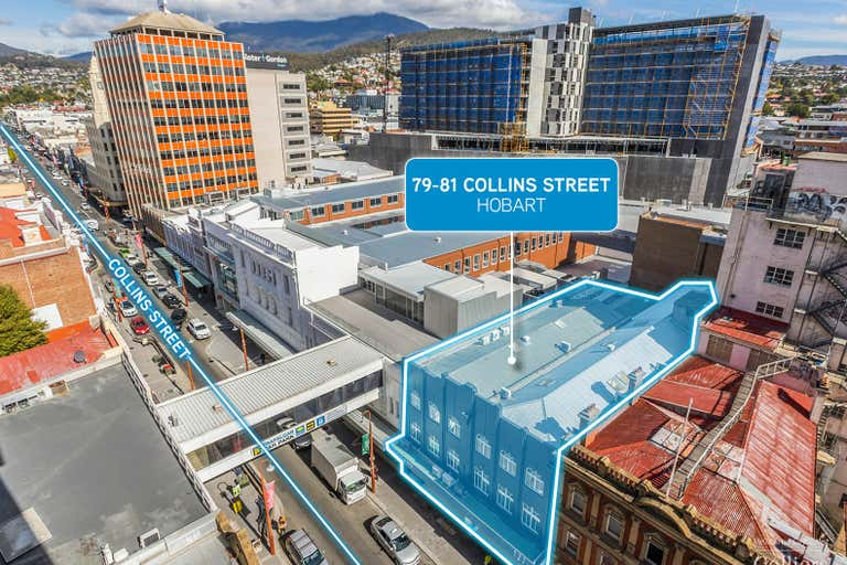 Coogans Retail Portfolio, 79-81 Collins Street Hobart TAS 7000 - Image 1
