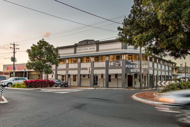 Taylor's Hotel, Taylor's Hotel, 126 Wood St Mackay QLD 4740 - Image 2