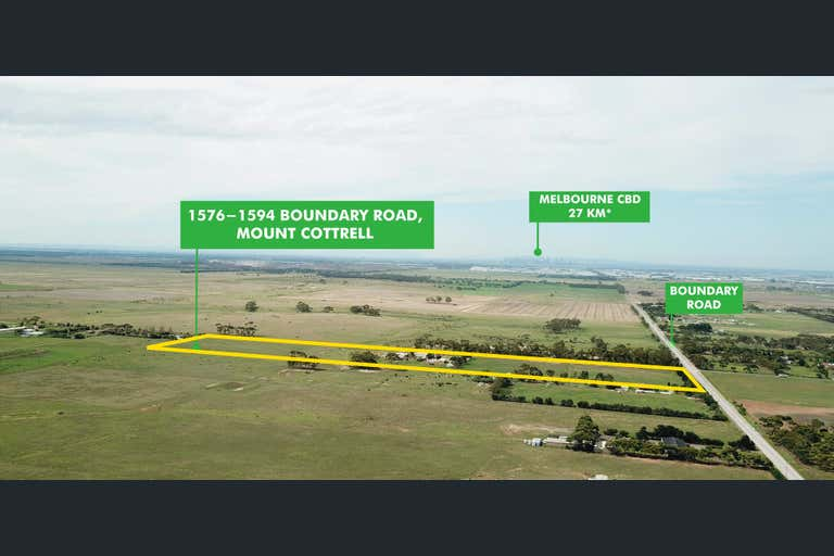 1576 - 1594 Boundary Road Mount Cottrell VIC 3024 - Image 1