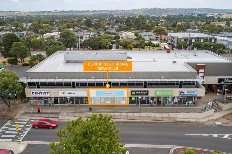 Leased Office at 1.5, 1091 Stud Road, Rowville, VIC 3178 ...