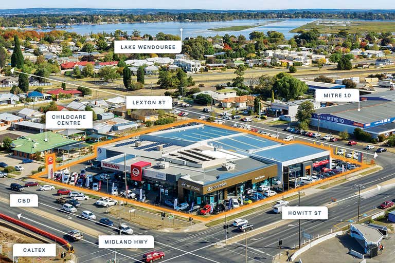 Peter Stevens Auto Dealerships, 615 Creswick Road (Midland Hwy) Ballarat Central VIC 3350 - Image 2