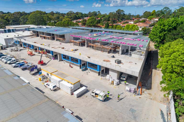 Aussie Strata Storage - Thornleigh, 35 Sefton Rd Thornleigh NSW 2120 - Image 2