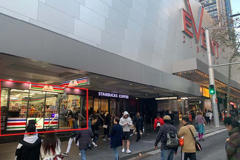 Shop 1, 525-529 George Street Sydney NSW 2000 - Image 1