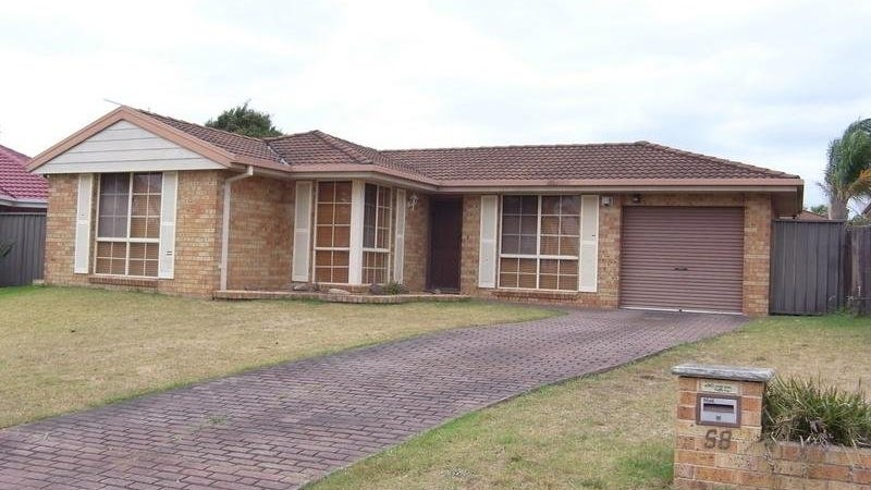 58 Aminta Cres, Hassall Grove, NSW 2761