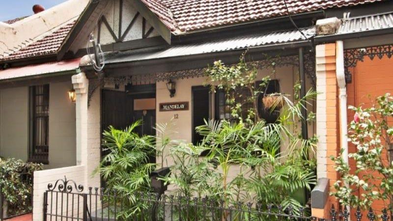 12 Victoria Street, Erskineville, NSW 2043