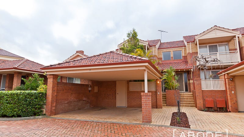 7/18 St Johns Wood Boulevard, Mount Claremont, WA 6010