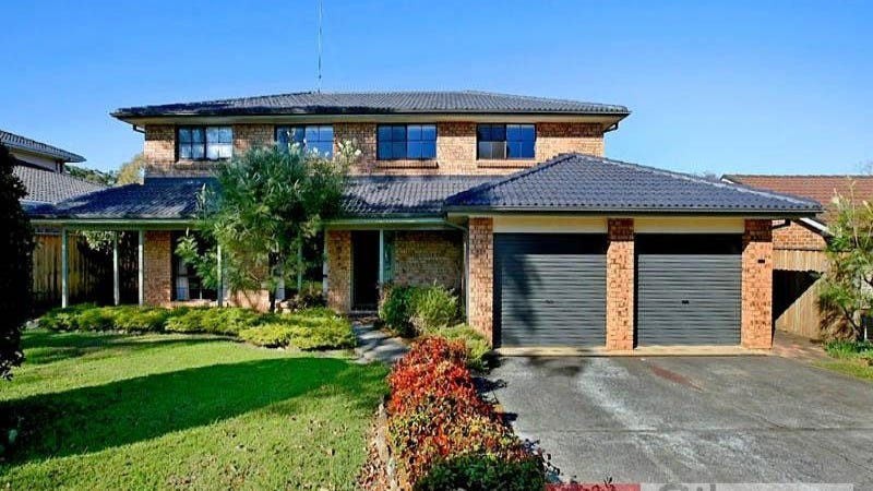 12 Broadsword Place, Castle Hill, NSW 2154