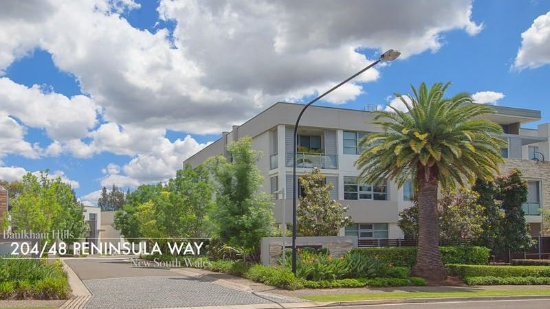 204/48 Peninsula Way, Baulkham Hills, NSW 2153