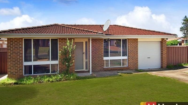 18 Aminta Cres, Hassall Grove, NSW 2761
