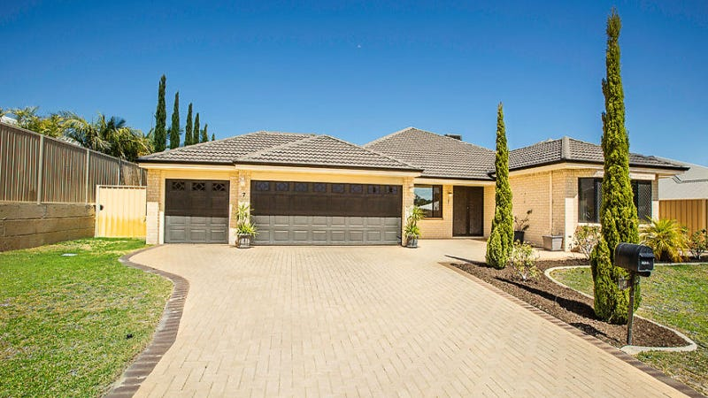 7 Claddagh Road, Australind, WA 6233