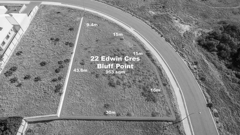 22 Edwin Cres, Bluff Point, WA 6530