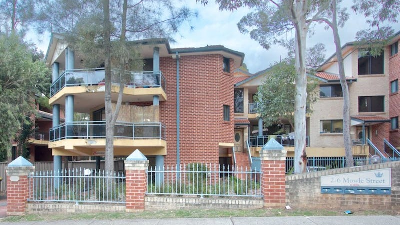 5/2-6 Mowle Street, Westmead, NSW 2145