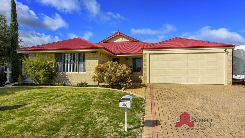 46 Barton Drive, Australind, WA 6233