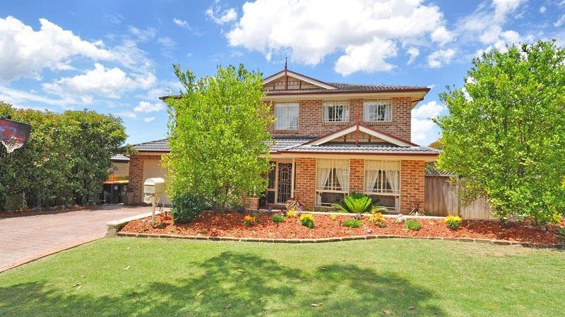 22 Fernleaf Cres, Beaumont Hills, NSW 2155