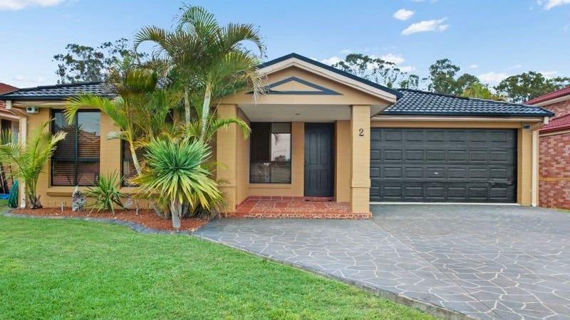 2 Wongalara Place, Woodcroft, NSW 2767