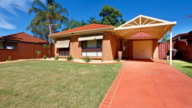 19 Beethoven Place, Cranebrook, NSW 2749