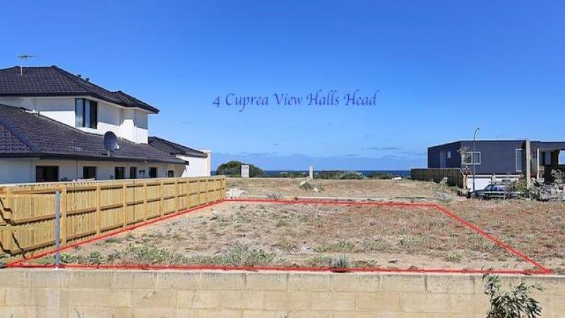 4 Cuprea View, Halls Head, WA 6210