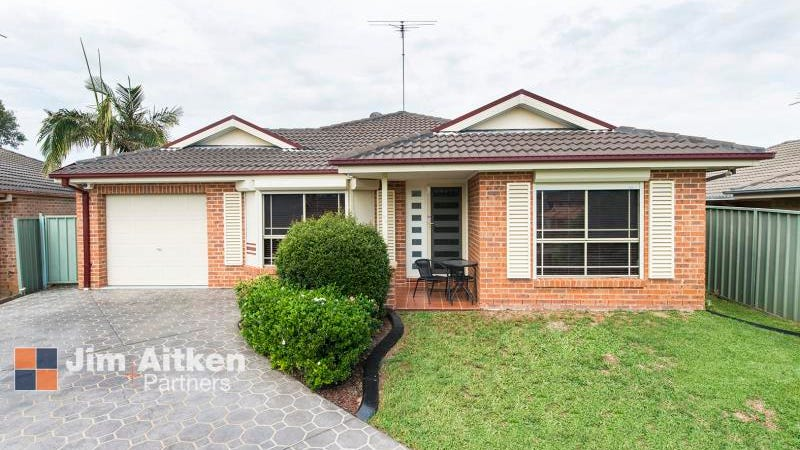 15 Dara Cres, Glenmore Park, NSW 2745