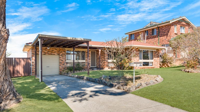 3 Heliodor Place, Eagle Vale, NSW 2558