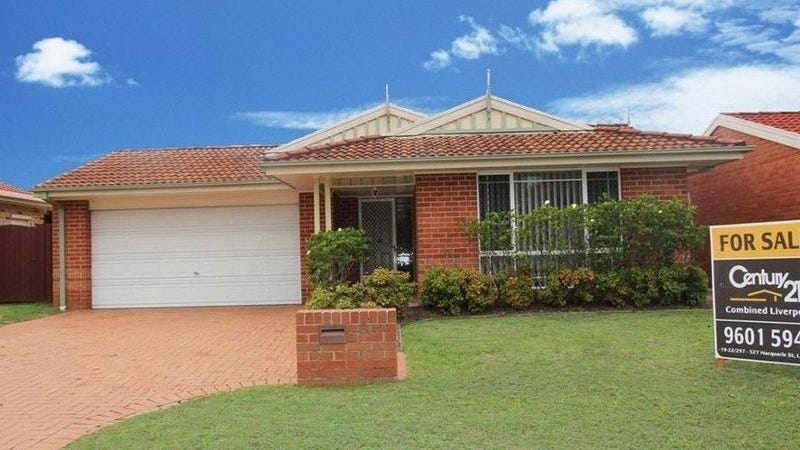 9 Bodalla Court, Wattle Grove, NSW 2173
