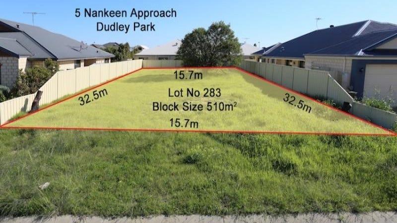 5 Nankeen Approach, Dudley Park, WA 6210