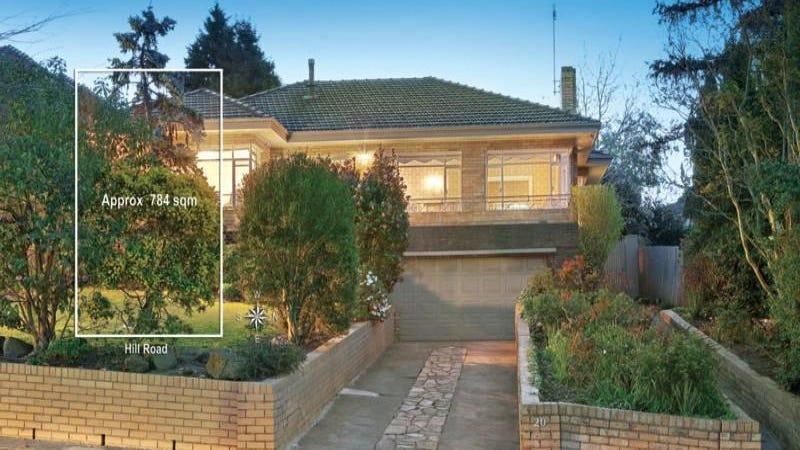 20 Hill Road, Balwyn North, Vic 3104